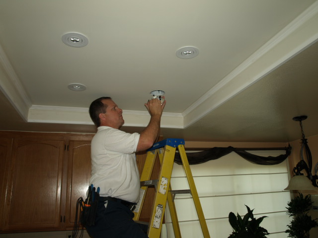 simi valley lighting recessed lighting installation