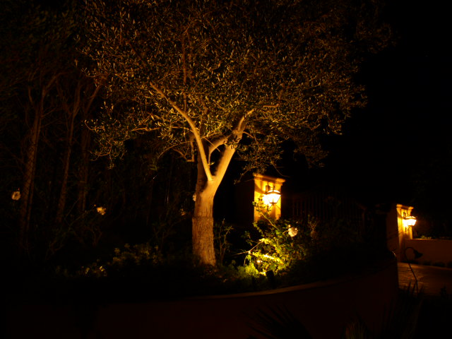 simi valley lighting landscape lights