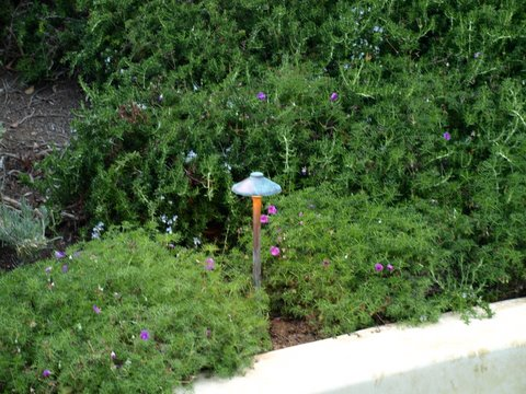 simi valley lighting mushroom light